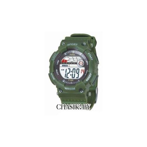 Мужские спортивные наручные часы iTaiTek (8256379)