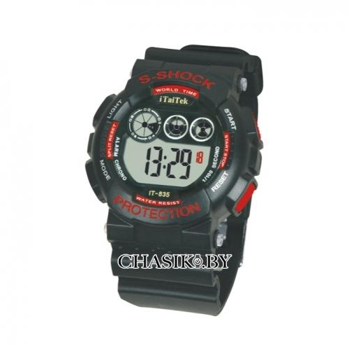 Мужские спортивные наручные часы iTaiTek (8350122)