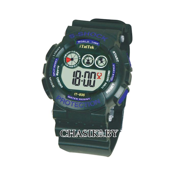 Мужские спортивные наручные часы iTaiTek (8350152)