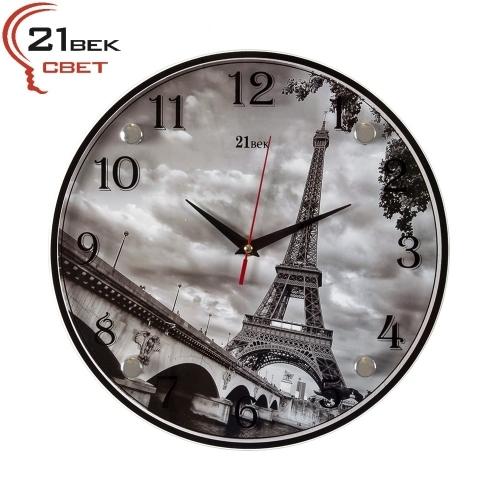 """Часы настенные """"Эйфелева башня"""""""